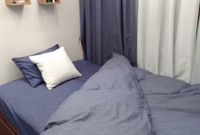 寝具関係の処分方法について説明します