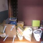 買い物好きで家中に不用品が溢れかえっている人の大掃除