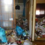 ごみ屋敷の現状